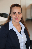 Danielle Spaans (Manager administratie)